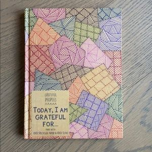 Other - Gratitude Notebook
